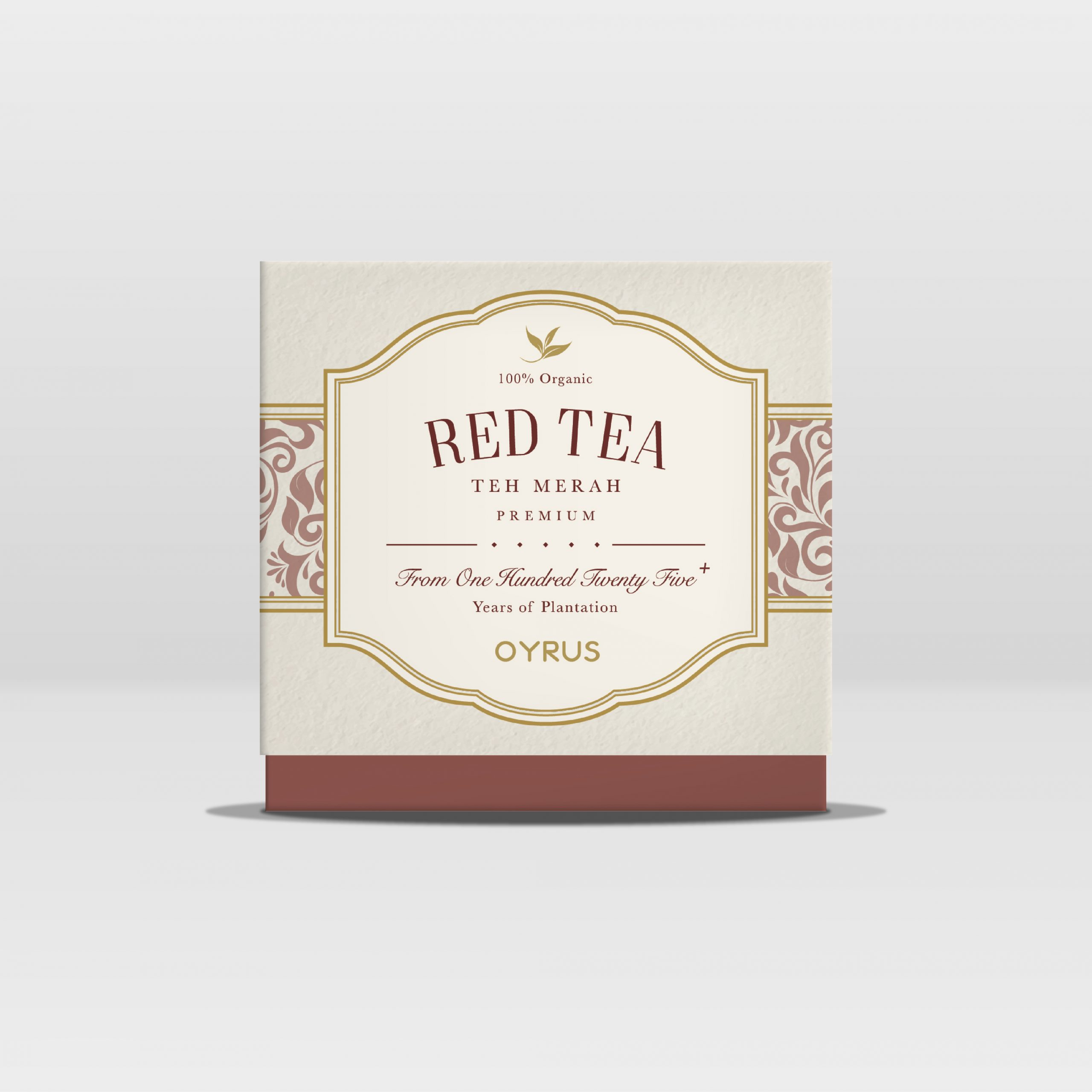Oyrus Red Tea